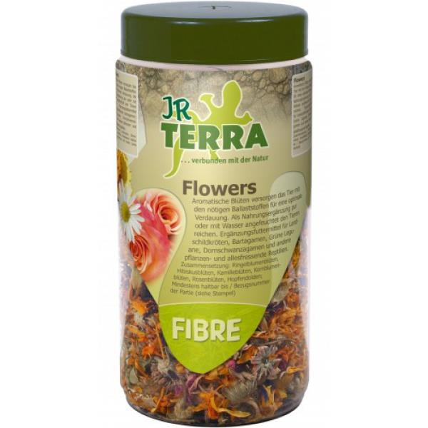JR Farm Terra Fibre Blumen, Flower 50g
