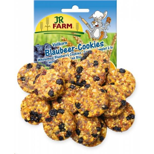 JR-Farm Vollkorn Blaubeer-Cookies 80g