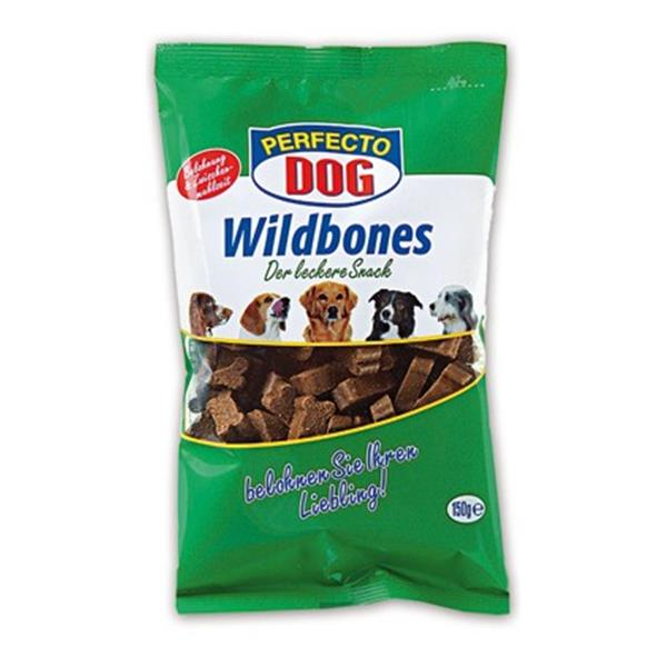 Perfecto Dog Wildbones 11 x 150g (11er Pack)
