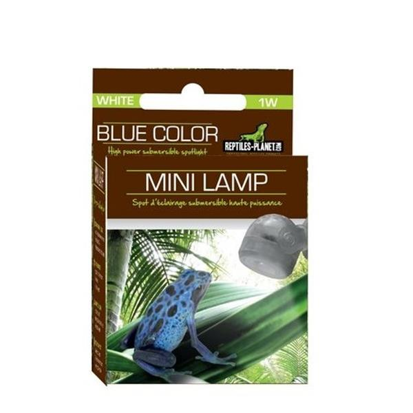 Reptiles Planet Mini Lampe White