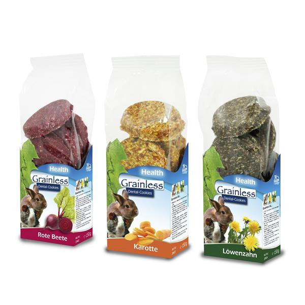 JR-Farm Grainless Health Dental Cookies, Multipack, Probiepaket