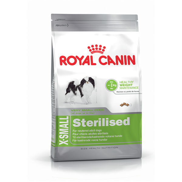 Royal Canin X-Small Sterilised 1,5 kg