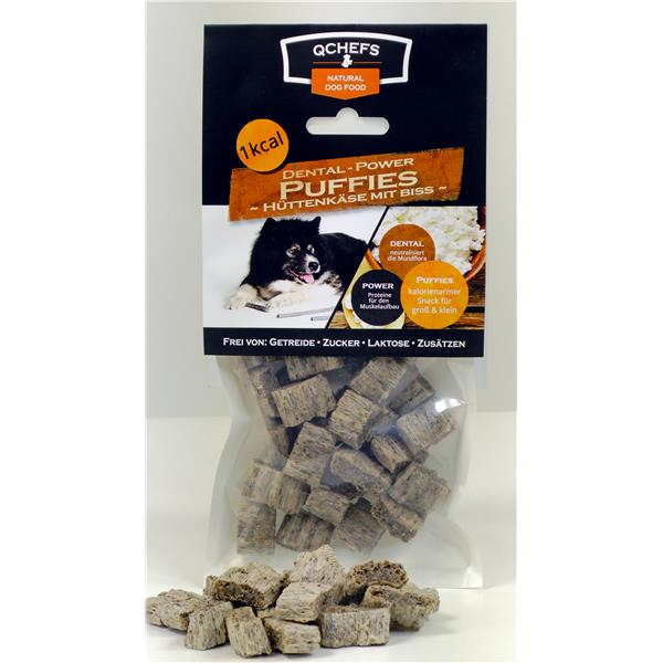 Qchefs Dental Power Puffies 65g