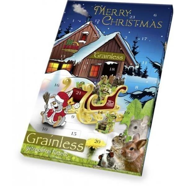 JR-Farm Adventskalender für Nager FBA