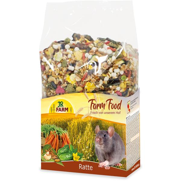 JR Farm-Food Ratte Adult 500g