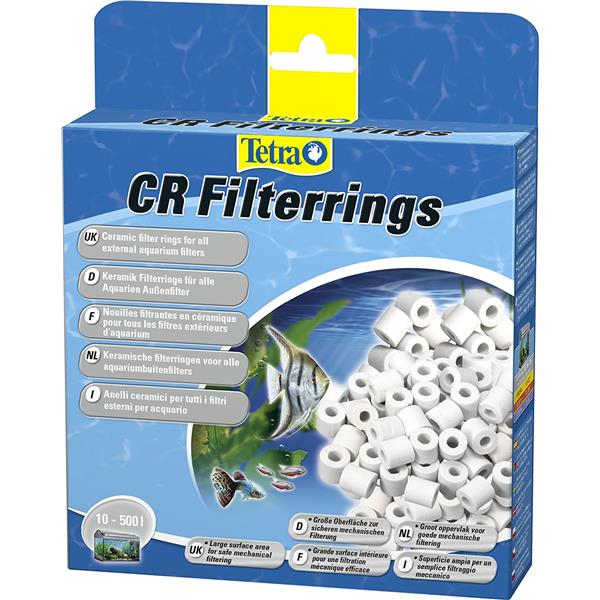 Tetra CR Keramik Filterringe 800ml