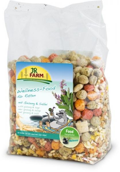 JR-Farm Wellness-Food Ratte 600g