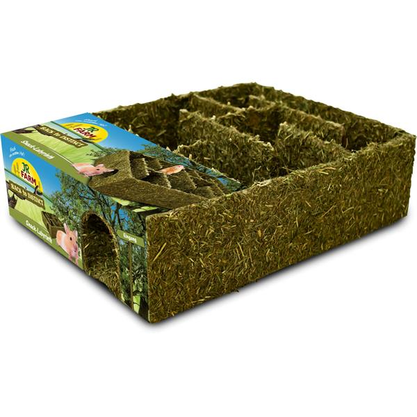 JR-Farm Back to Instinct Snack-Labyrinth 38x28x10cm