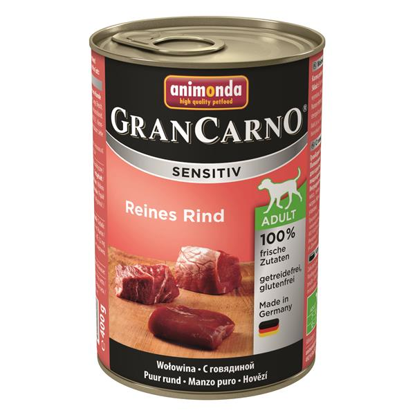 Animonda GranCarno Sensitiv Rind (pur)