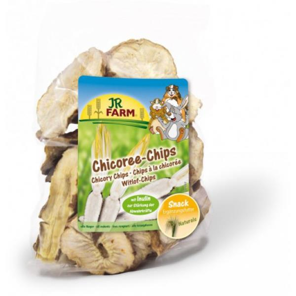 JR-Farm Nager Chicoree-Chips 100g FBA