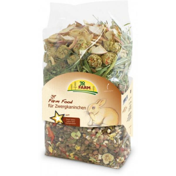JR Farm-Food Zwergkaninchen Adult 1,5kg