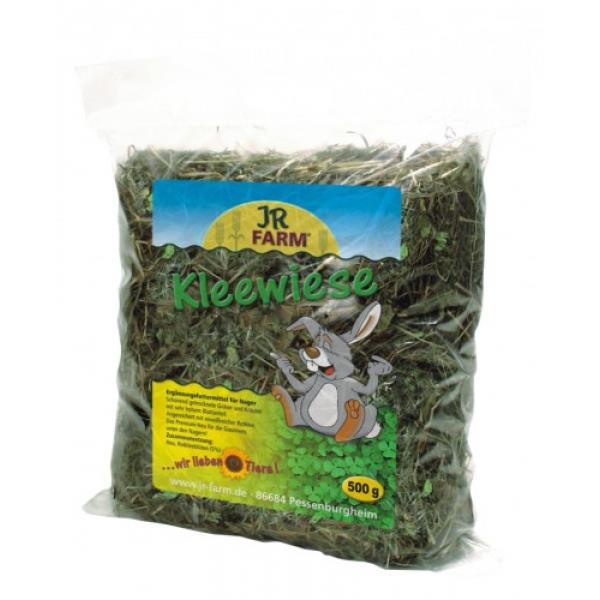 JR Farm Heu Kleewiese 500g