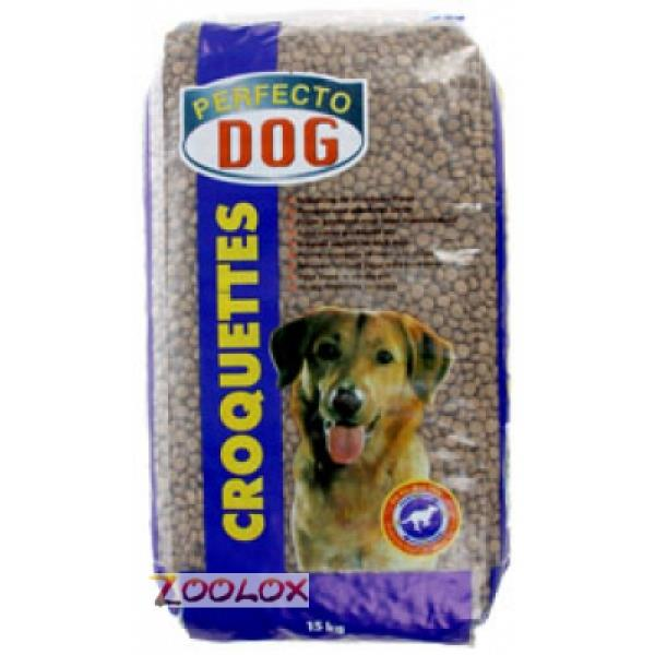 Perfecto Dog Croquettes Rind & Gemüse 15 kg