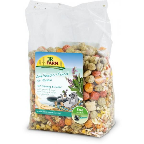 JR-Farm Wellness-Food Ratte 600g FBA