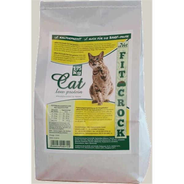 CDVet Fit-Crock Cat low protein 1,75kg