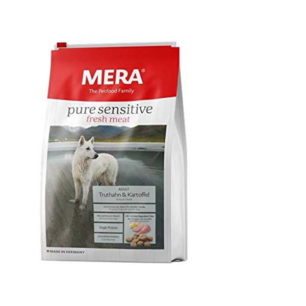 Mera Dog Pure Sensitive Truthahn & Kartoffel 12,5kg