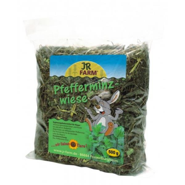 JR Farm Heu Pfefferminzwiese 500g