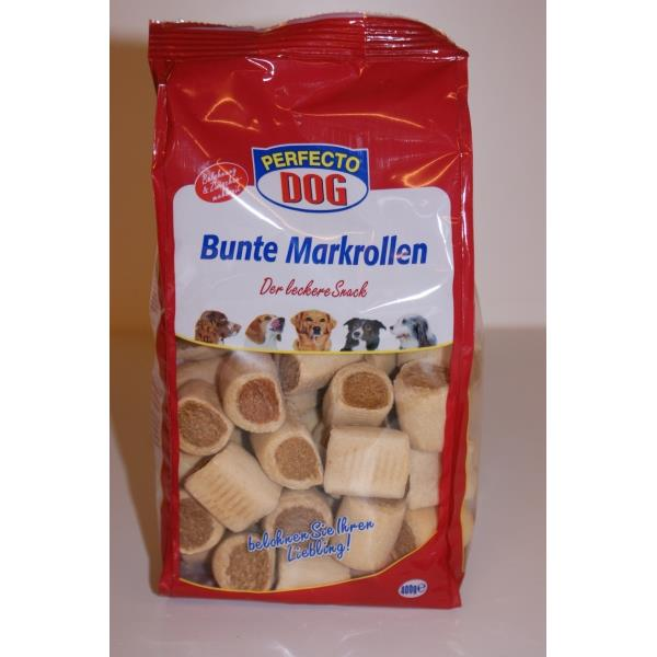 Perfecto Dog Bunte Mark-Rollen 400g