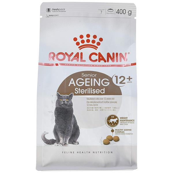 Royal Canin Katze Sterilised 12 plus 400g 12er Pack ( 12x 400g)