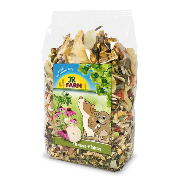 JR-Farm Nager Fitness-Flakes 150g FBA