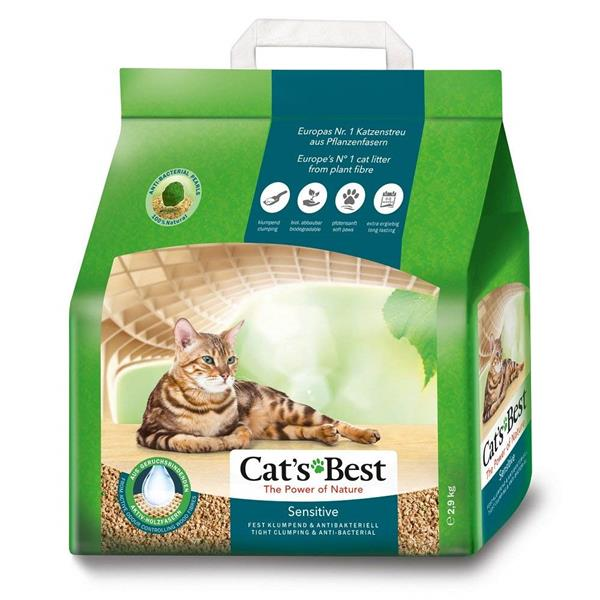 Katzenstreu Cat''s Best Sensitive 8 l