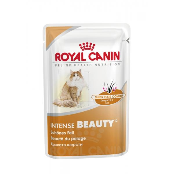 Royal Canin Intense Beauty in Gelee 85g Beutel